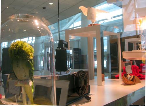 Small Wonders, San Jose International Airport