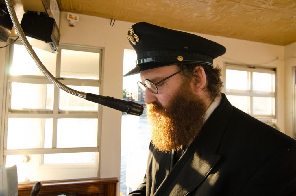 Captain Andy Sturdevant. Photo courtesy the artists.