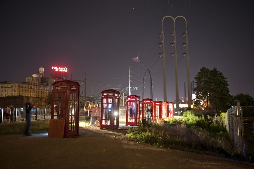 Water Power Park. Photo Patrick Kelley courtesy Northern Lights.mn