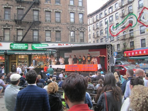 Feast of San Gennaro, NYC