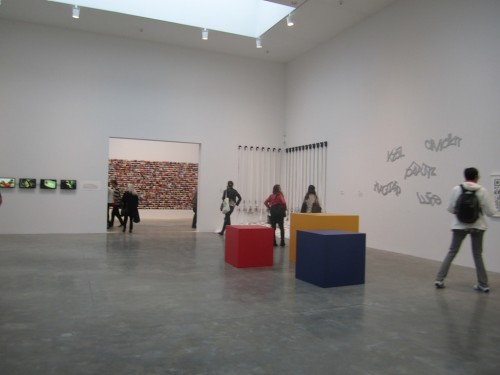 installation view, Social Media, Pace/MacGill Gallery