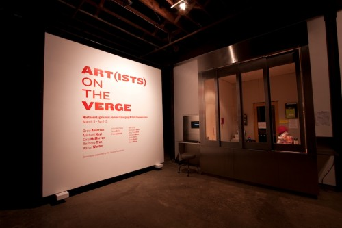 Art(ists) On the Verge opening at the Soap Factory