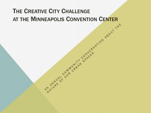 Creative City Challenge