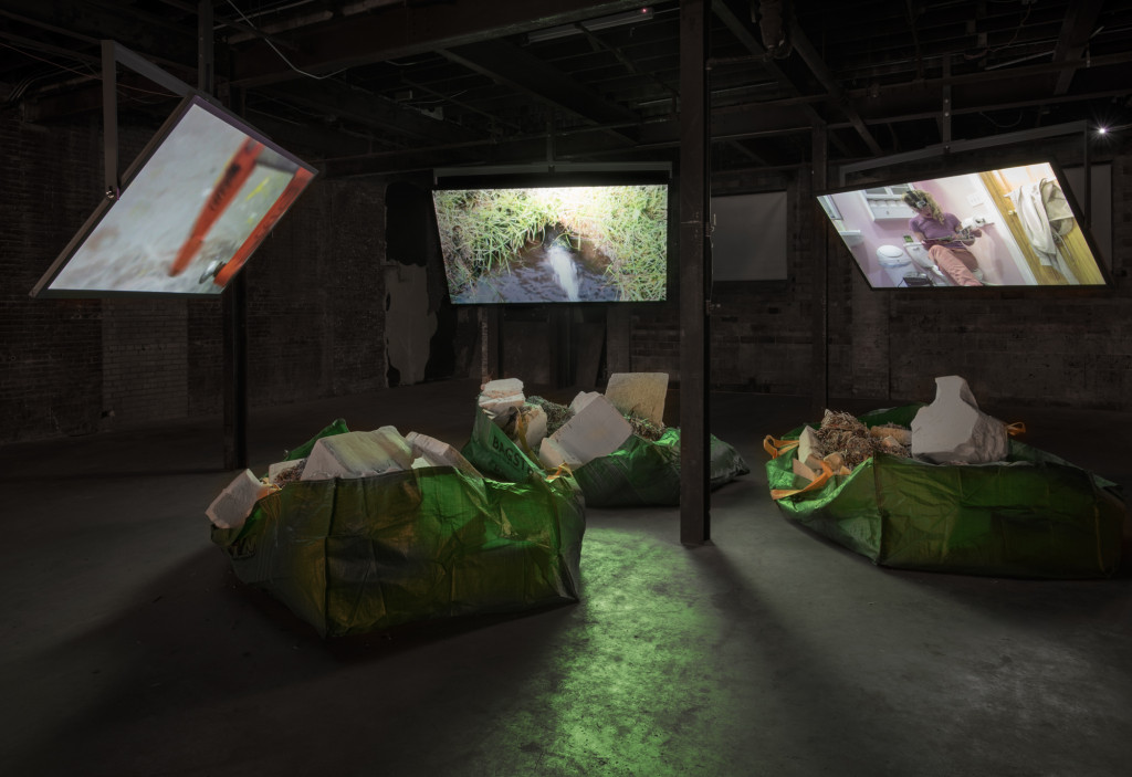 Claire Barber, when you know you know, AOV6. Installation view The Soap Factory. Photo: Rik Sferra. Courtesy Northern Lights.mn
