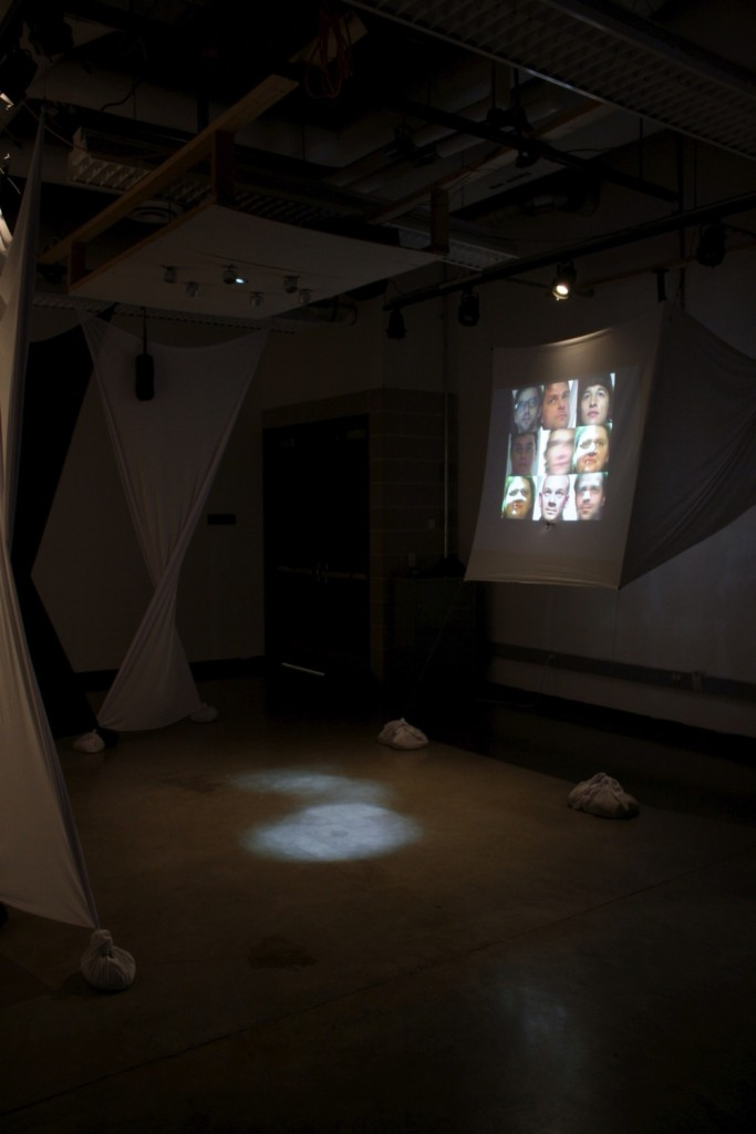 Installation View: Regis Center for Visual Art. Photo Credit: Kyle Phillips.