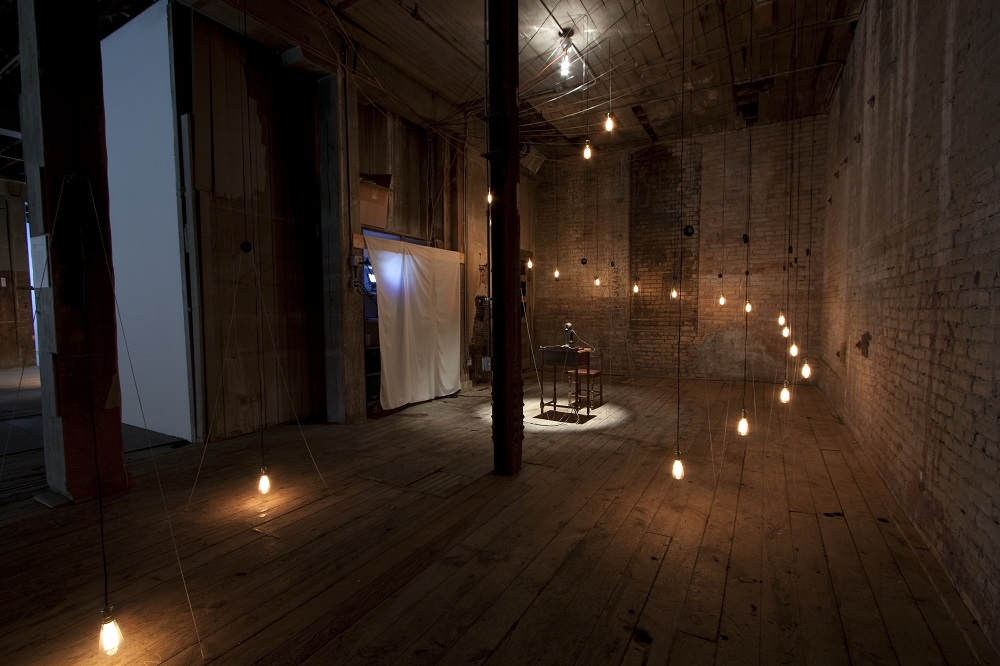 Installation view: The Soap Factory. Photo credit: Dane McFarlane.