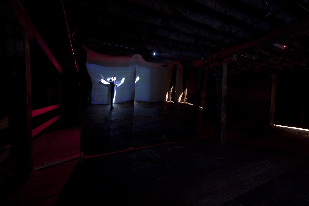 Installation view: The Soap Factory. Photo credit: Dane McFarlane.