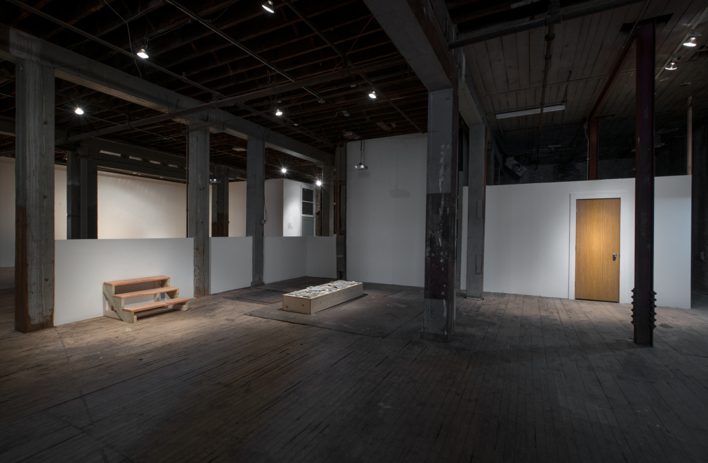 Installation view:, The Soap Factory. Photo: Rik Sferra.