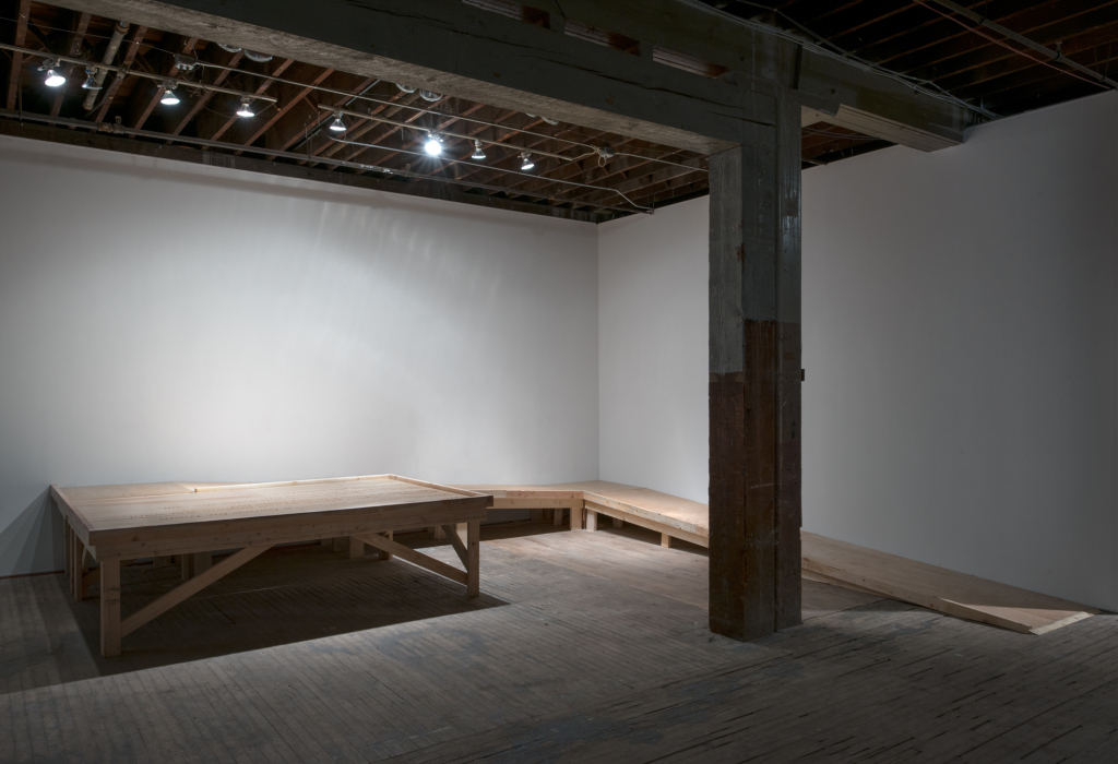 Installation view: The Soap Factory. Photo: Rik Sferra.