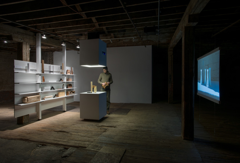 Installation View: The Soap Factory. Photo credit: Rik Sferra.