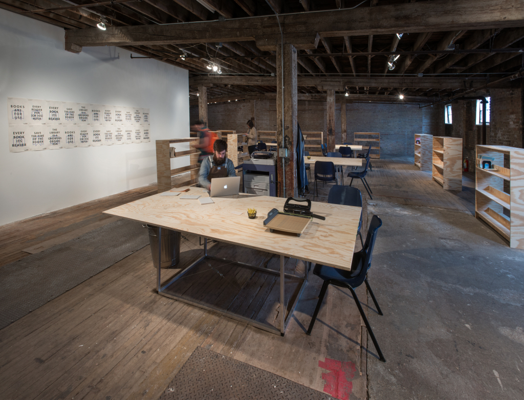 Installation view: The Soap Factory. Photo: Rik Sferra.