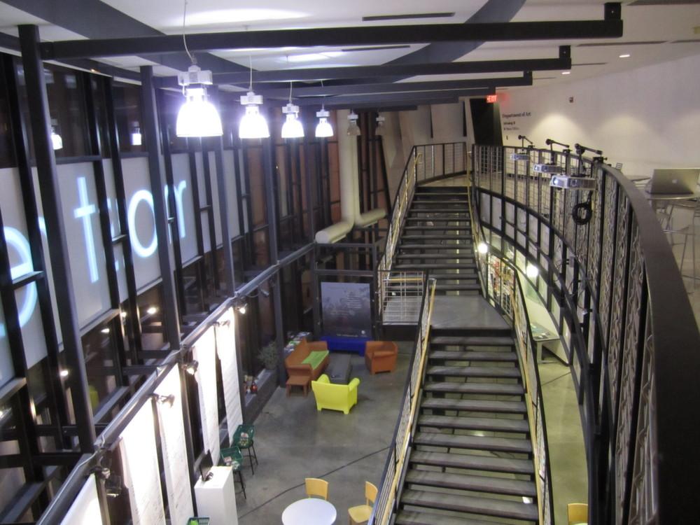 Installation View: Regis Center for Visual Art. Photo Credit: Andrea Steudel.