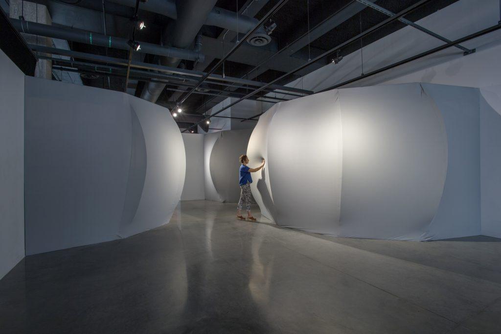 Kelsey Bosch, Hyperbolic Soundscape. Photo: Rik Sferra