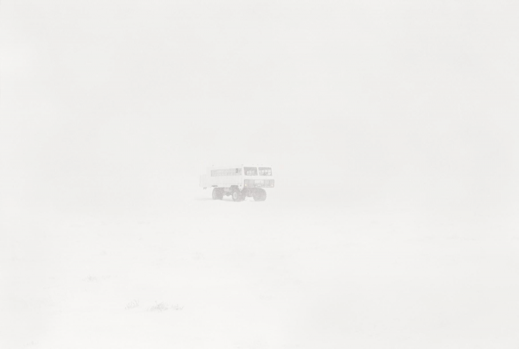 Justin Newhall, Whiteout (No.3), 2008
